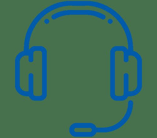 joppart voice over icon headset
