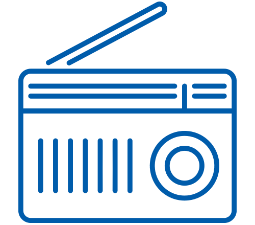 joppart voice over icoon radio